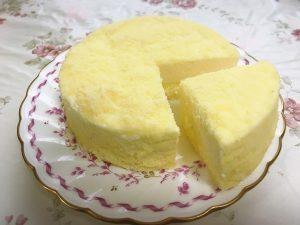 取り寄せて食べたくなるふわふわなチーズケーキ